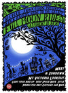 The Bike Ravers Ride to the Moon: Full Moon Ride!