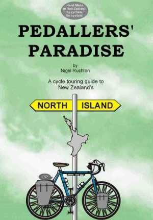 Pedallers' Paradise, North Island-Books & Magazines-Bicycle Junction-Default-Bicycle Junction