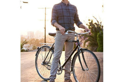 Linus Roadster 8-Urban Bikes-Linus-Bicycle Junction