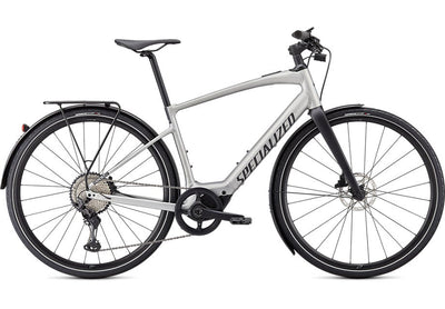 Specialized Turbo Vado SL 5.0-E-Urban-Specialized-Small-Brushed Aluminium-Bicycle Junction