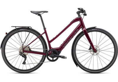 Specialized Turbo Vado SL 4.0 Low step-E-Urban-Specialized-Small-Rasberry-Bicycle Junction