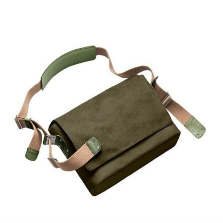 Brooks Barbican Satchel-Bags-Brooks-Moss-Bicycle Junction