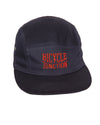 Bicycle Junction 5 Panel Cap-Clothing-Bicycle Junction-Default-Bicycle Junction