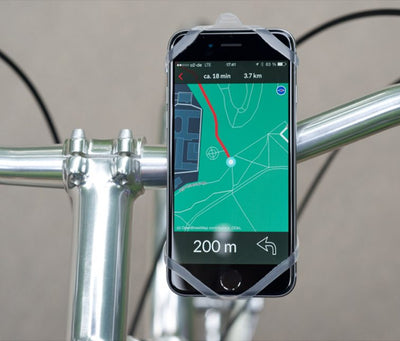 Finn Bike Citizens Smartphone Mount-Parts-Finn-Default-Bicycle Junction
