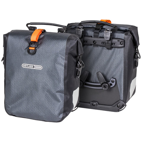 Ortlieb - Bag - Gravel Pack (pair)-Bags-Ortlieb-Default-Bicycle Junction