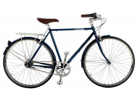 Linus Roadster 8-Bicycles-Linus-Medium-Metallic Blue-Bicycle Junction