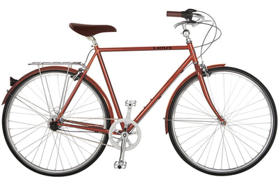 Linus Roadster Sport-Urban Bikes-Linus-Large-Coppertone-Bicycle Junction