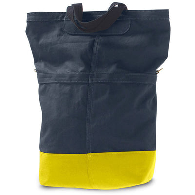 Linus - The Sac-Bags-Linus-Navy/Yellow-Bicycle Junction