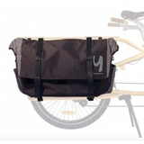 Mundo Go-Getter Bag-Yuba Accessories-Yuba-Black-Bicycle Junction