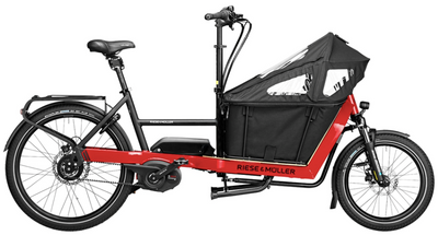 Riese & Müller Packster 40 2021-E-Cargobikes-Riese & Müller-Bicycle Junction