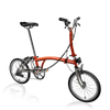 Brompton M-Series Superlight-Folding Bikes-Brompton-Bicycle Junction