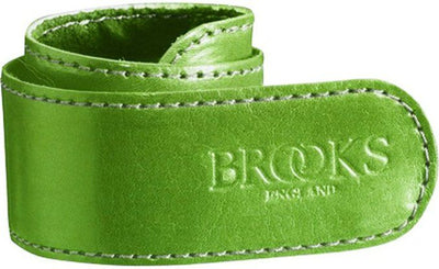 Brooks trouser strap-Parts-Brooks-Apple Green-Bicycle Junction