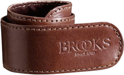 Brooks trouser strap-Parts-Brooks-Brown-Bicycle Junction