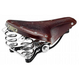 Brooks B66 Saddle-Saddles-Brooks-Brown-Bicycle Junction