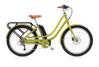 Benno eJoy 10D Performance-E-Cargobikes-Benno-Citron green-Bicycle Junction