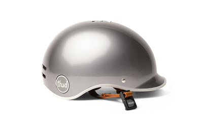 Thousand Helmets - Heritage Collection-Helmets-Thousand-Titanium Grey-Small-Bicycle Junction