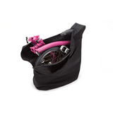 Brompton Saddlebag Bike Cover-Folding Accessories-Brompton-Default-Bicycle Junction