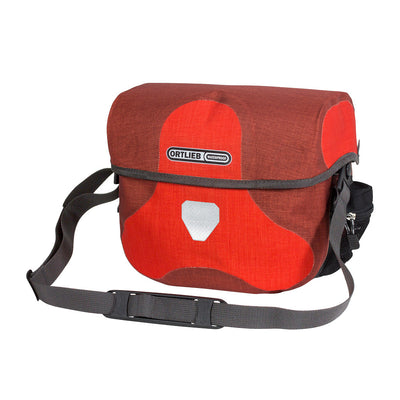 Ortlieb Ultimate6 Plus 7L-Bags-Ortlieb-Red-Bicycle Junction