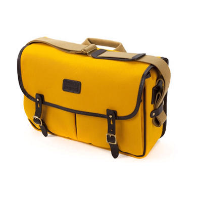 Brompton Game Bag-Folding-Brompton-Mustard Yellow-Bicycle Junction