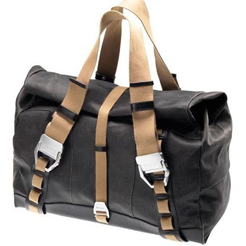Brooks Hampstead Sports Holdall-Bags-Brooks-Asphalt-Bicycle Junction