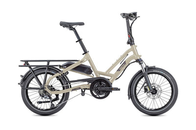 TERN HSD P9-E-Cargobikes-Tern-Dune Grey-Bicycle Junction
