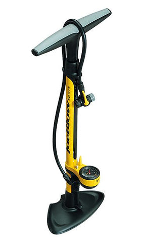 Pump - Floor - Joe Blow Sport II-Pumps-Topeak-Default-Bicycle Junction