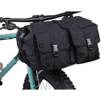 Surly Porteur House Bag-Bags-Surly-Default-Black-Bicycle Junction