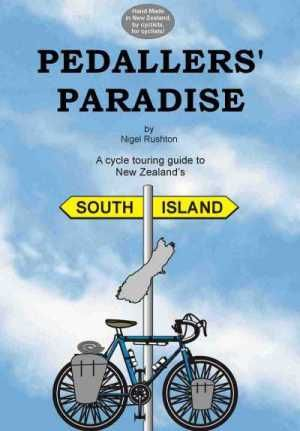 Pedallers' Paradise, South Island-Books & Magazines-Kennett Bros-Default-Bicycle Junction