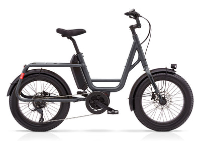 Benno RemiDemi 9D Performance-Cargo Bikes-Benno-One Size-Anthracite Gray-Bicycle Junction
