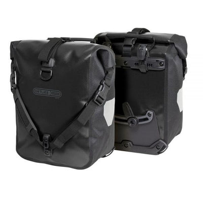 Ortlieb Sport Roller Free-Bags-Ortlieb-Black-Pair-25L-Bicycle Junction