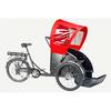 Christiania Taxibike - Hood and holder set-Christiania Accessories-Christiania-Bicycle Junction