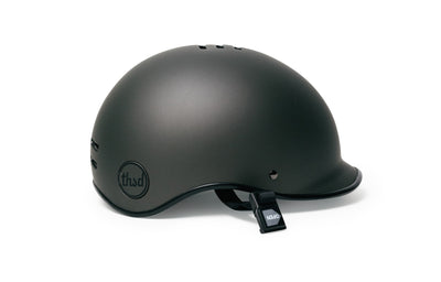 Thousand Helmets - Heritage Collection-Helmets-Thousand-Stealth Black-Medium-Bicycle Junction