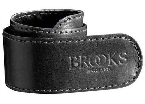 Brooks trouser strap-Parts-Brooks-Black-Bicycle Junction