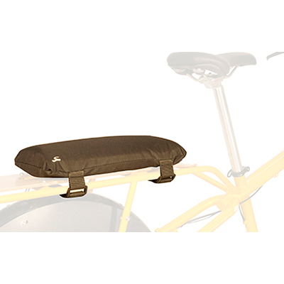Yuba Padded Soft Spot Seat-Yuba Accessories-Yuba-Default-Bicycle Junction