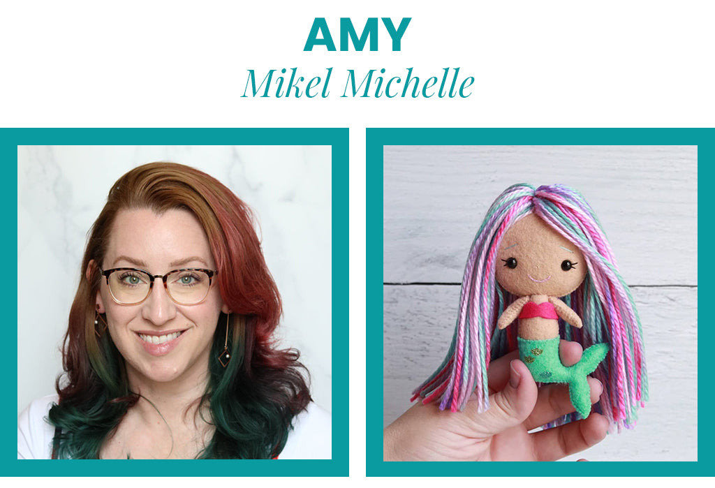 Amy of Mikel Michelle