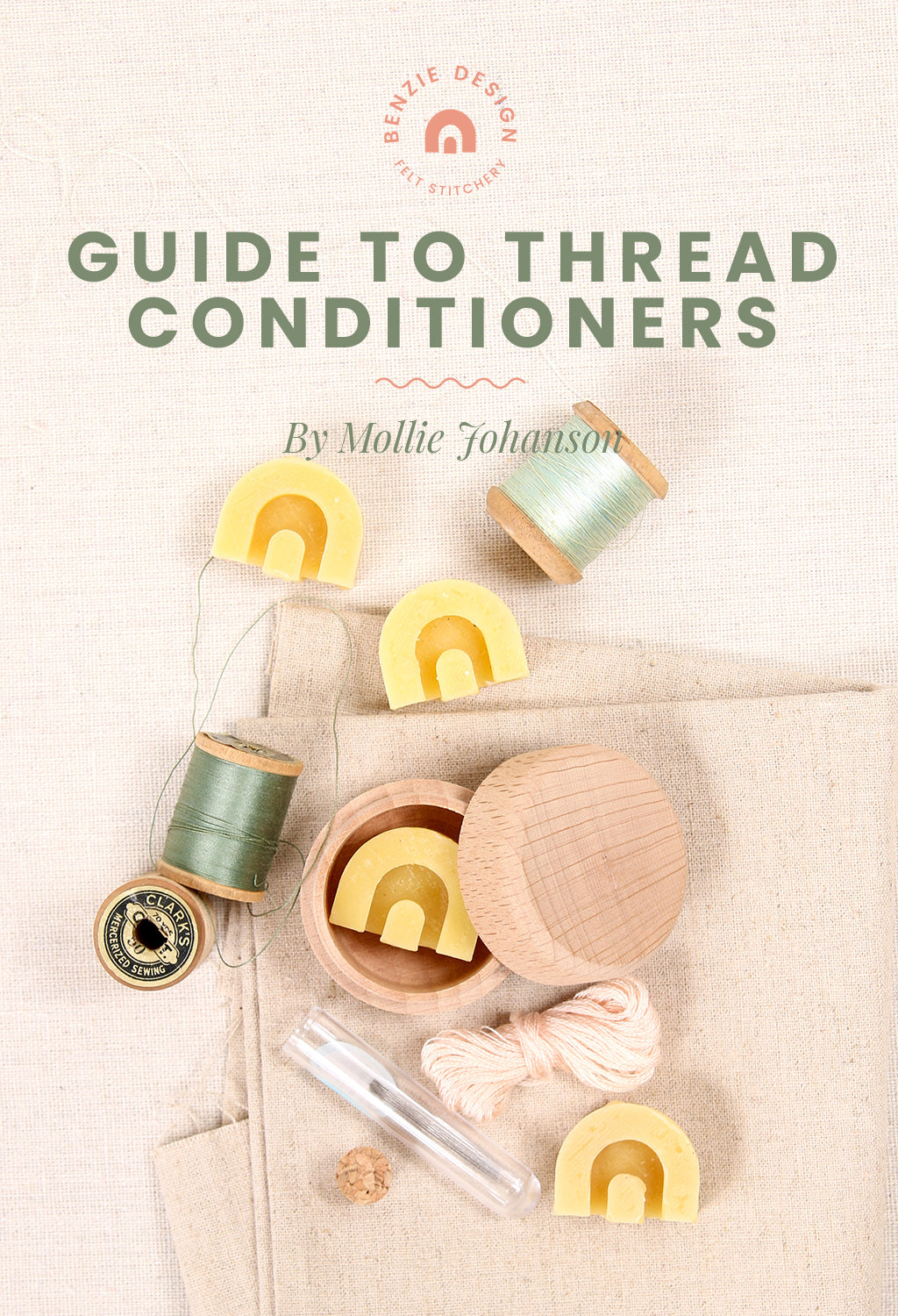 Guide to thread conditioners