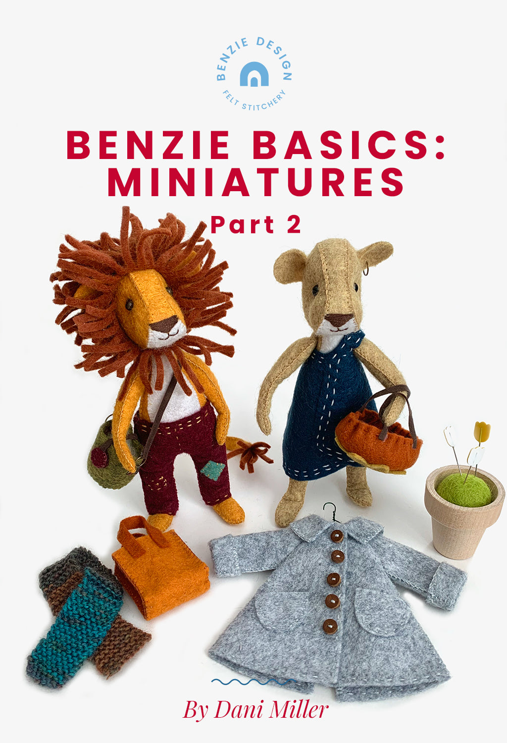 Benzie Basics: Miniatures Part 2