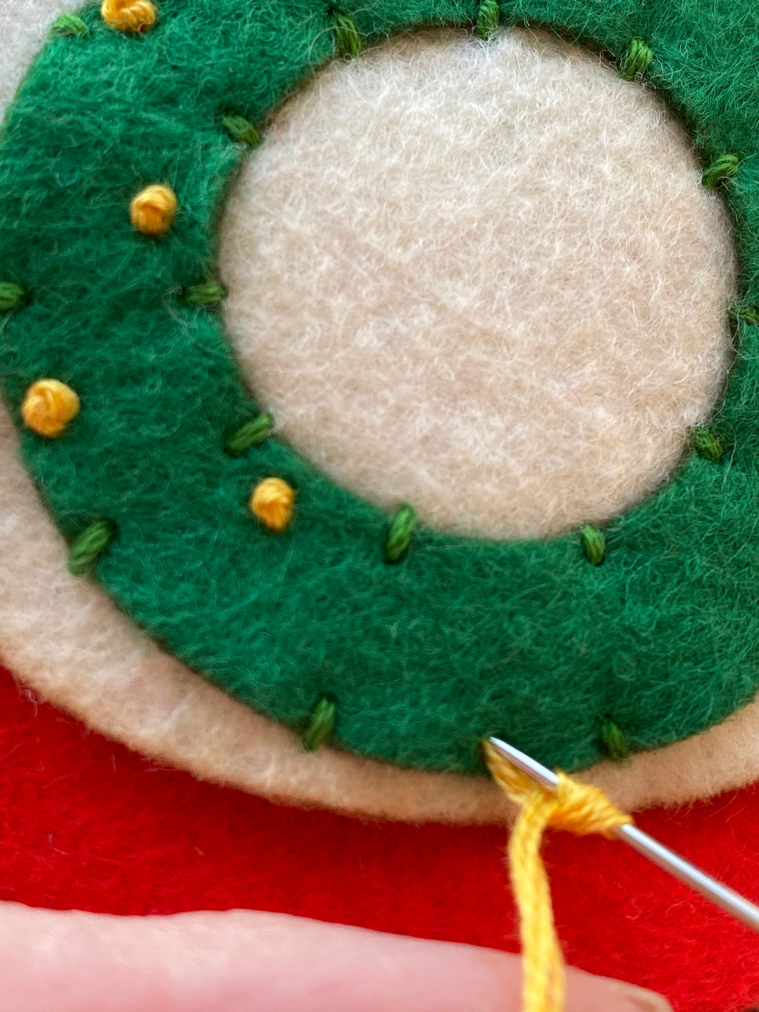French Knots 2