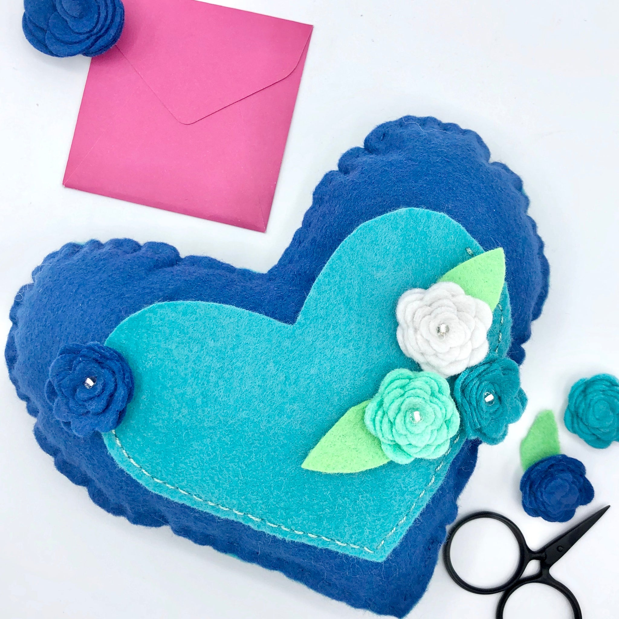 felt kid craft