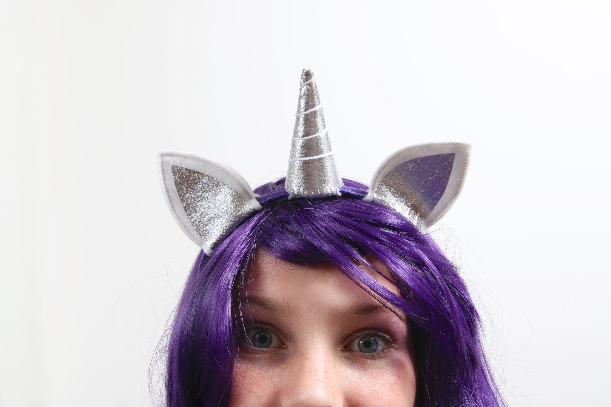 Unicorn headband craft