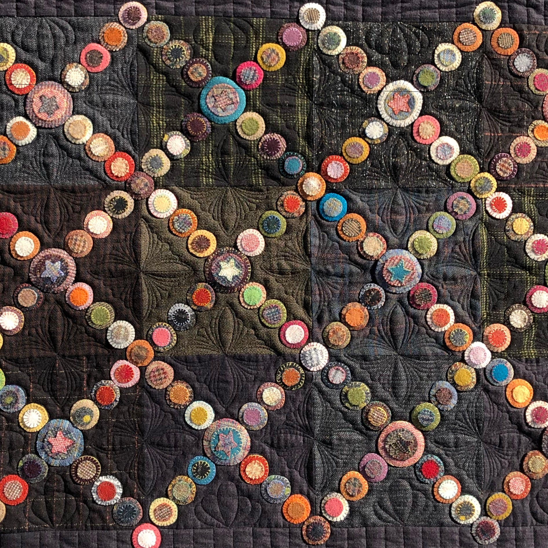 Wool Penny Quilt