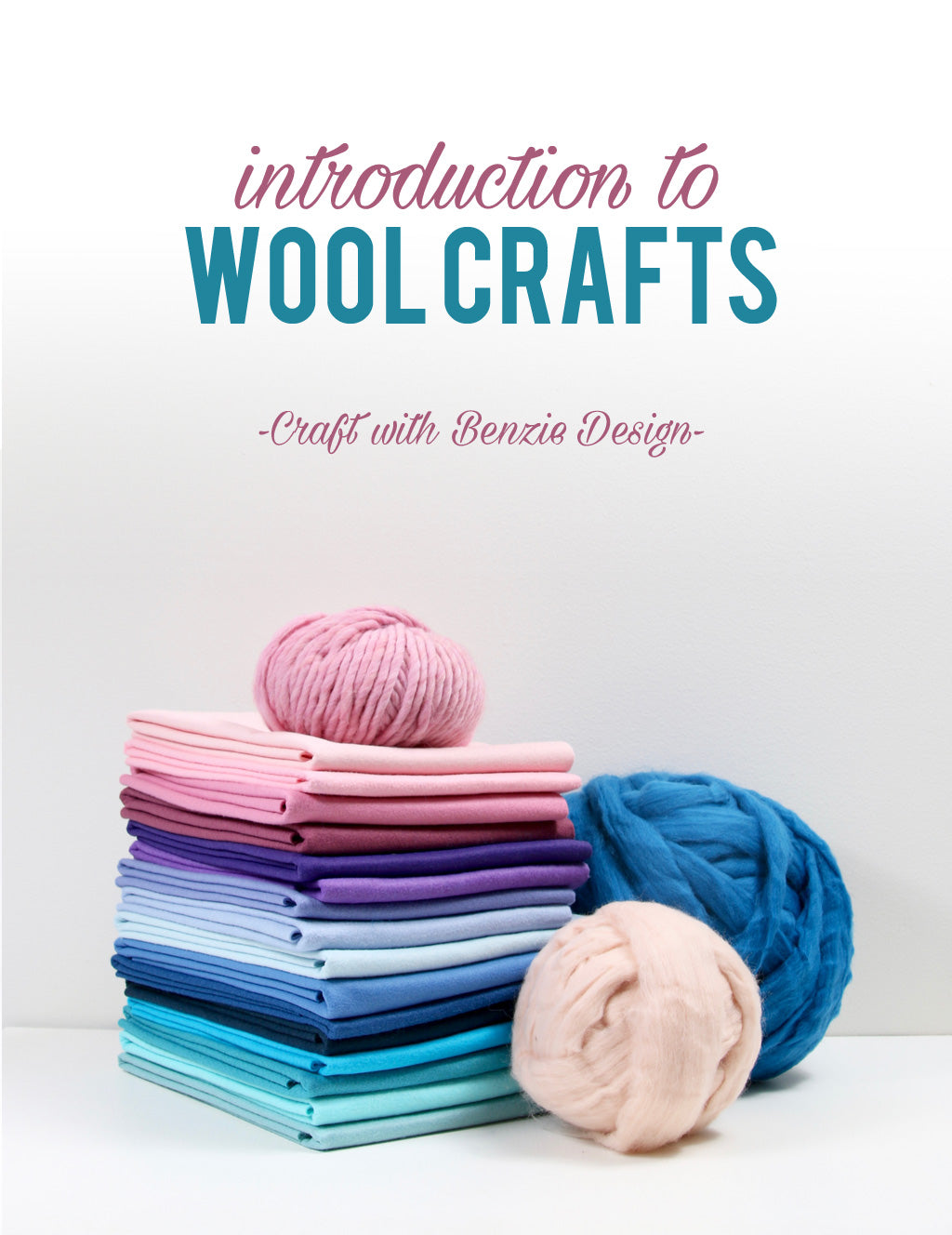introduction to wool crafts
