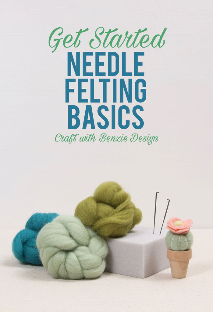 Learn how to Needle Felt