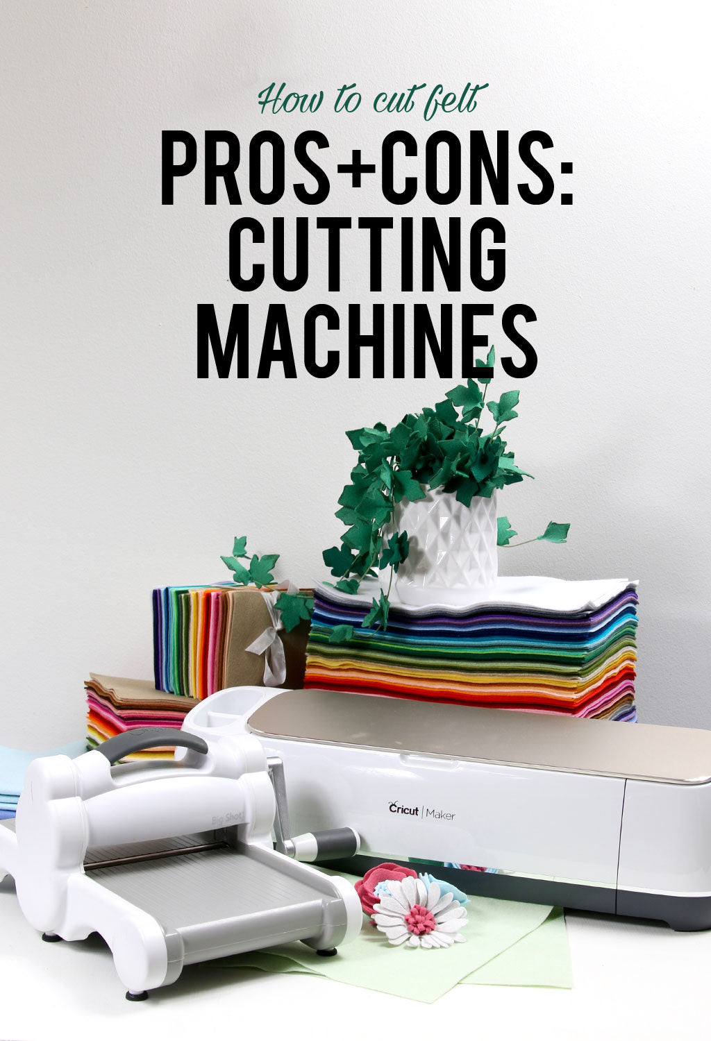 Pros and cons of cutting machines