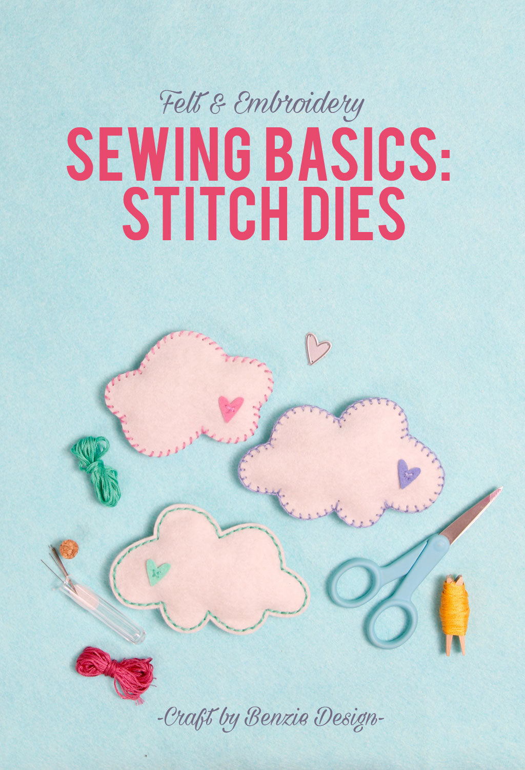 how to use stitch dies