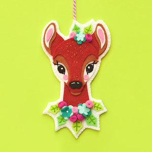 Reindeer Ornament Kit