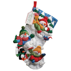 Snow Fun Stocking Kit