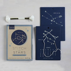 2019 Stitch the Stars Constellation Calendar Kit