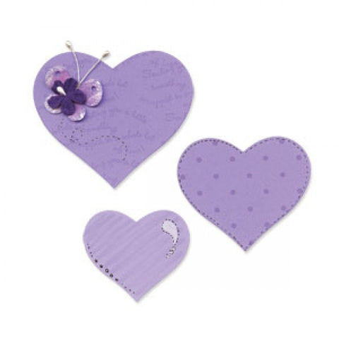 Die Cut, Hearts