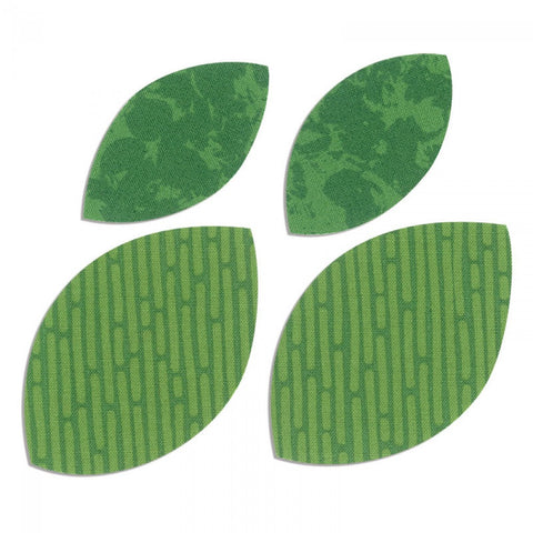 Sizzix Bigz Die - Leaves, Plain #2
